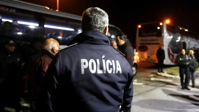 Elementos da PSP, GNR, SEF e guardas prisionais protestam hoje em Lisboa