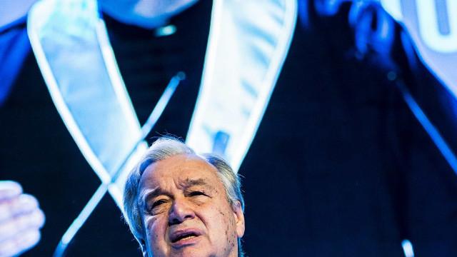 """Guterres diz que há """"episódios de ciberguerra entre Estados"""""""