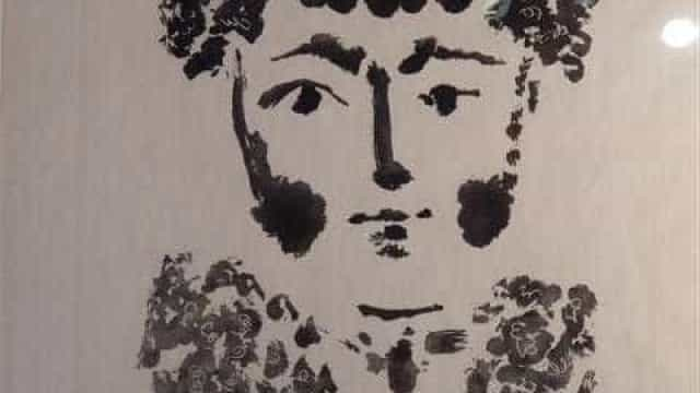 Desenho de Picasso no valor de 50 mil dólares roubado de avaliador