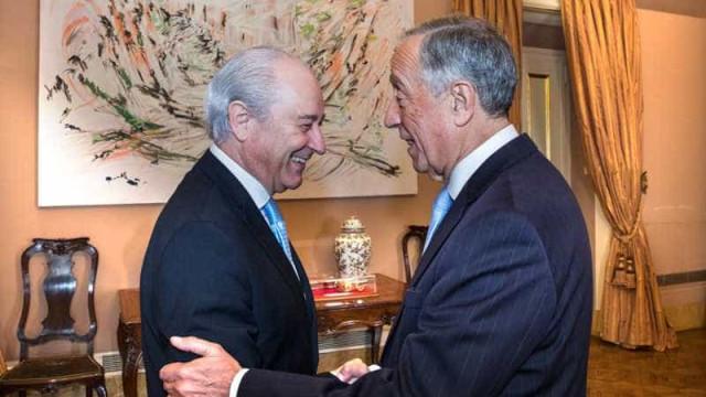 Presidente Marcelo e Rui Rio marcam segundo encontro em Belém