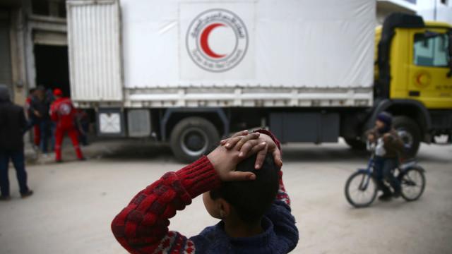 Liga Árabe adverte sobre situação humanitária em Ghouta oriental