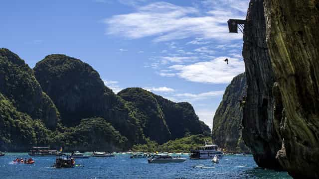 O paraíso de Leonardo Dicaprio vai fechar portas aos turistas