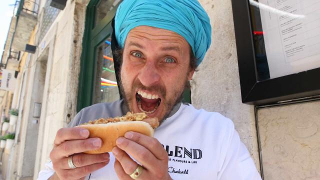 """Chef Chakall em duelo gastronómico com ingredientes """"made in azores"""""""
