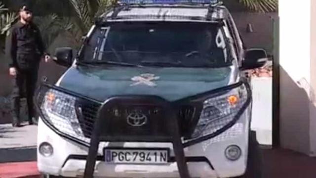 O aparato policial na detenção de Rúben Semedo em Espanha