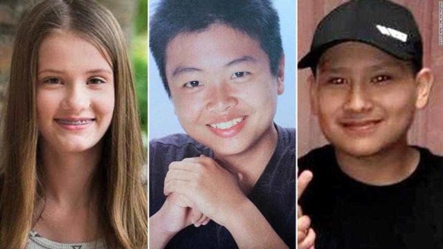 """Exército distingue jovens 'heróis' mortos em Parkland. """"Deram a vida"""""""