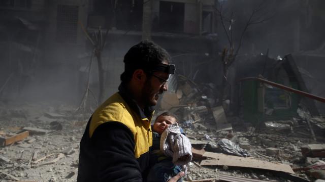 """Sofrimento perpetuado. """"Estamos a assistir ao massacre do século XXI"""""""