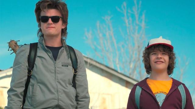 Próxima temporada de 'Stranger Things' teve direito a novo vídeo
