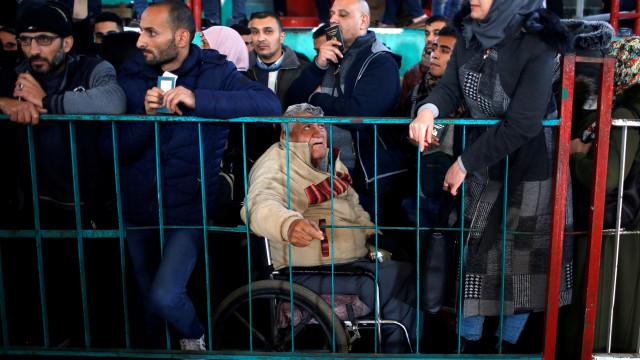 Fronteira de Rafha entre Gaza e o Egito aberta durante quatro dias