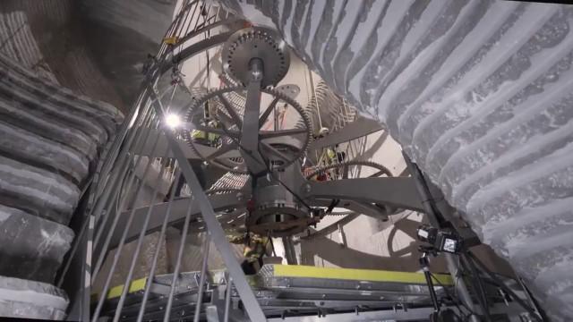 Um relógio de 10 mil anos. Eis o novo projeto do CEO da Amazon