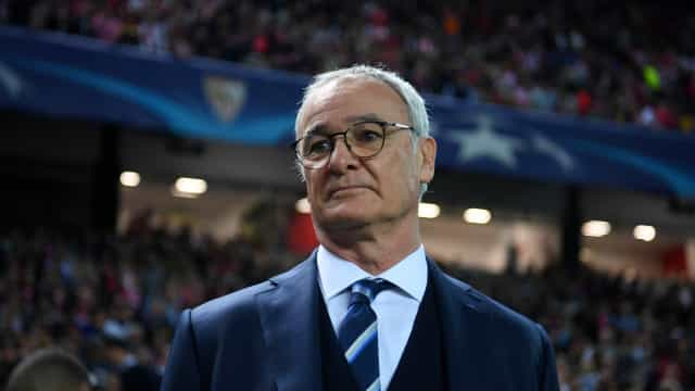 Oficial: Ranieri está de regresso à Premier League