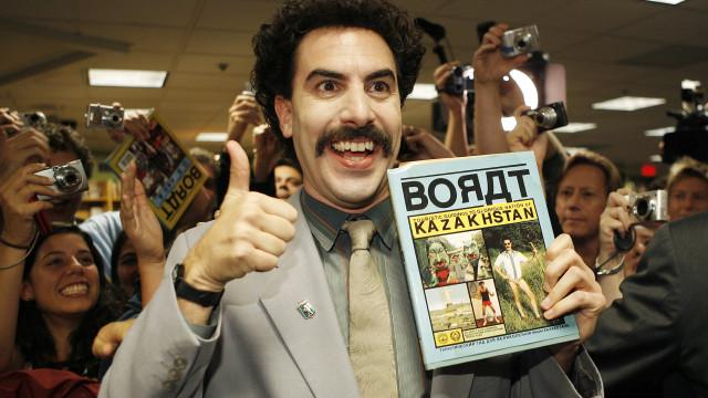 Sporting vai ter de pedir desculpa por ter usado imagem do Borat