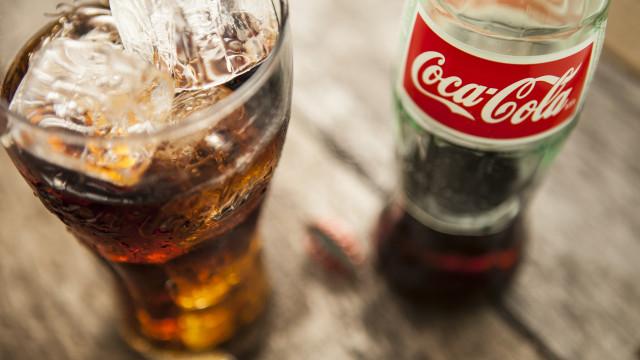 Coca-Cola reduz em 28% o açúcar nas suas bebidas