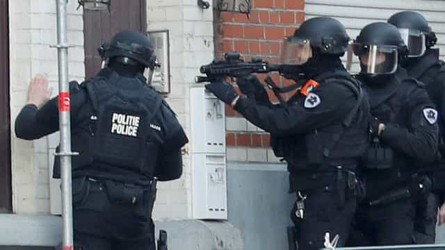 Incidente em Bruxelas sem relação com terrorismo