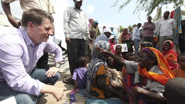 """Diretor da UNICEF demite-se por """"comportamento inadequado"""""""