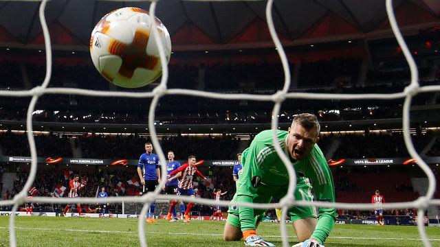 Liga Europa: Eis as equipas que garantiram um lugar nos oitavos