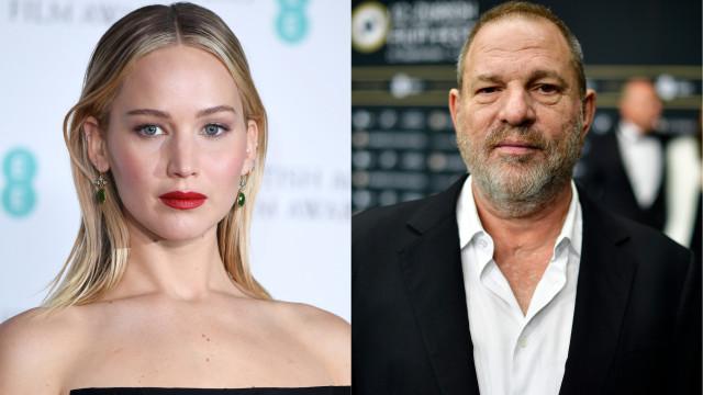 """Lawrence arrasa defesa de Weinstein: """"É o que os predadores fazem"""""""