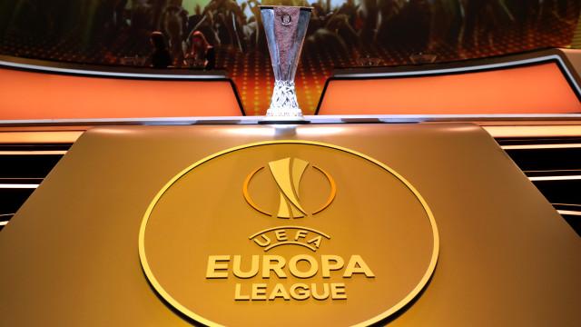 Liga Europa: Sporting no grupo de Arsenal, Qarabag e Vorskla Poltava