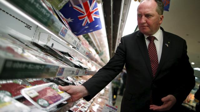 Vice-primeiro-ministro australiano demite-se após denúncia de assédio