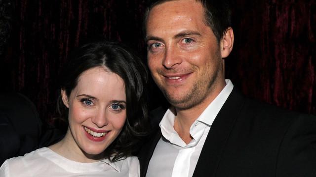 Claire Foy e Stephen Campbell Moore estão separados