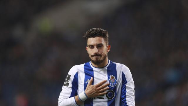 Jogador do FC Porto entre a lista de 'estrelas' de 2018