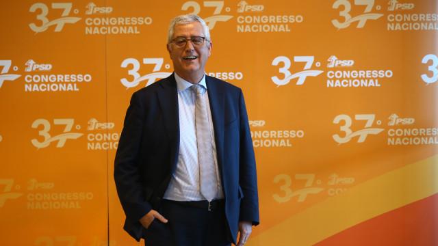 Negrão vai ao Conselho Nacional, mas só depois de terminar plenário
