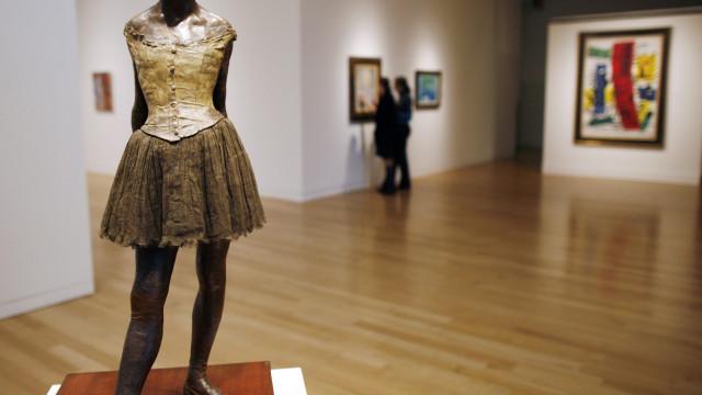 Descoberto quadro de Edgar Degas roubado em 2009