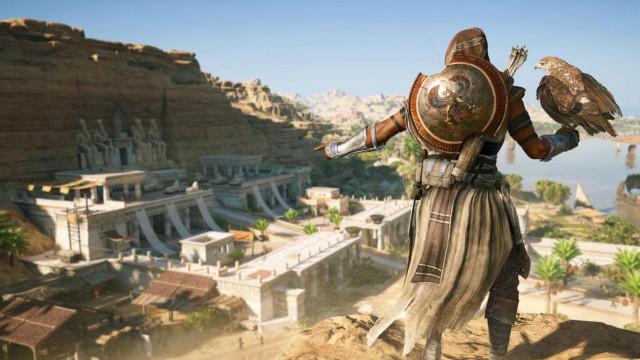 'Assassin's Creed' quer levá-lo numa autêntica viagem pelo Egito antigo