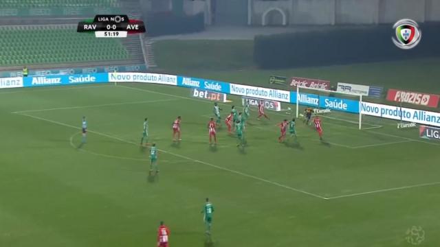 Desportivo das Aves marca mas VAR invalida golo