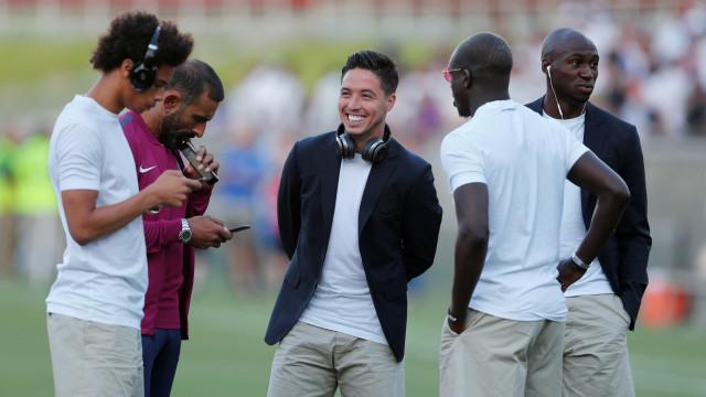 UEFA tem 'mão pesada' sobre Samir Nasri