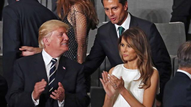 Presidente mexicano adia visita a Washington depois de discutir com Trump