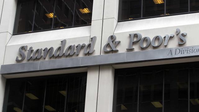 "S&P mantém rating da dívida portuguesa. Perspetiva sobe para ""positiva"""