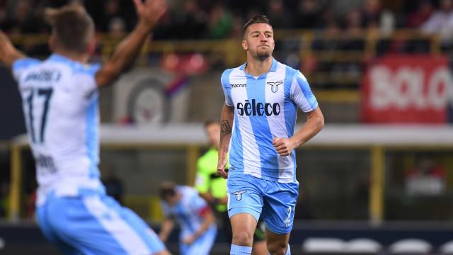 AC Milan dá mais de 100 milhões e jogador por Milinkovic-Savic