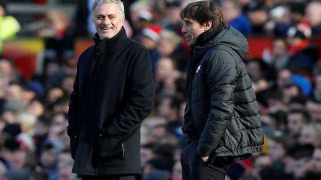 E depois dos 'mind games', foi mesmo Mourinho a rir por último