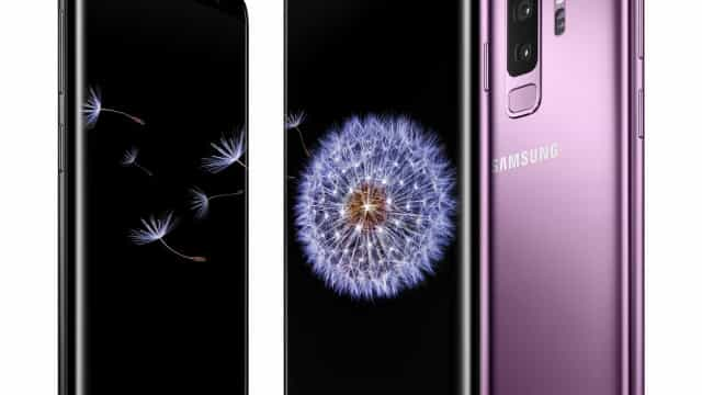 Alguns Galaxy S9 têm problemas nos ecrãs. Samsung está a investigar