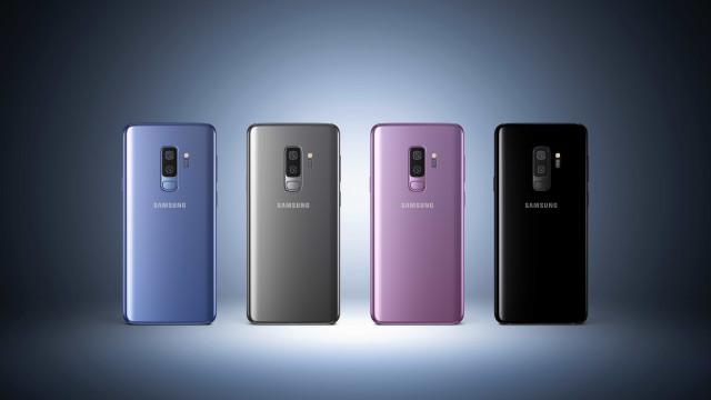 Galaxy S9: As primeiras imagens que mostram a beleza do topo de gama