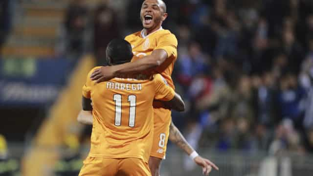 [0-5] Portimonense-FC Porto: Brahimi assina o quinto golo