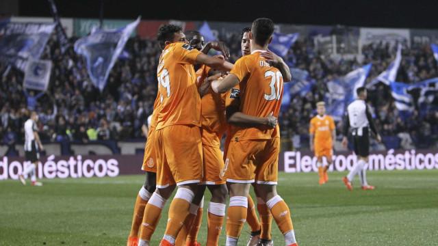 Conceição igualou Mourinho e Dalot brilhou numa noite estrelar do dragão