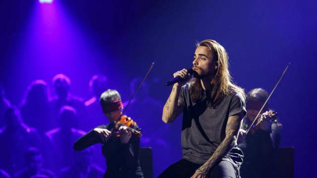 Canção de Diogo Piçarra obteve pontuação máxima do júri e do público