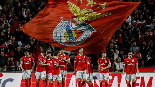 Benfica marca presença na International Champions Cup