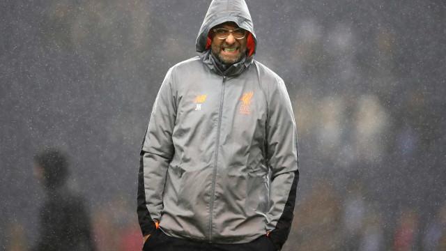 """""""Acho que nem Salah nem ninguém quer ser comparado com Messi..."""""""