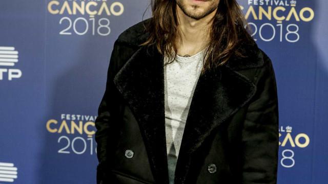 Diogo Piçarra acusado de plagiar música da IURD no Festival da Canção