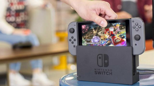 Nintendo Switch foi a consola mais vendida nos EUA em 2018