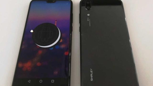 Há novas imagens do P20, o próximo topo de gama da Huawei