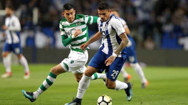 'Poção' mais eficaz de Soares dá pelo nome de... Sporting
