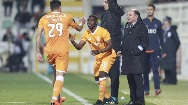 Waris não conta para Sérgio Conceição e pode rumar a França