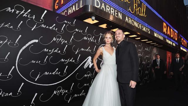 """Jennifer Lawrence sobre ex-namorado: """"Ainda o amo muito"""""""