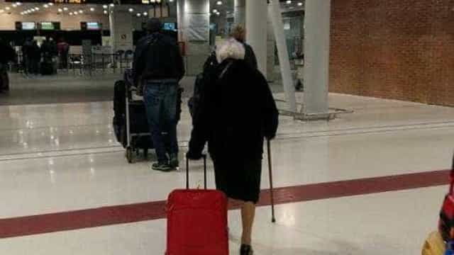 Irma, a avó italiana de 93 anos que foi para o Quénia fazer voluntariado
