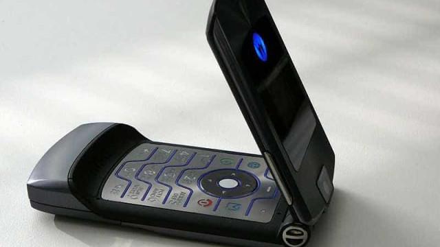 O Motorola Razr pode estar prestes a regressar… e com um novo design