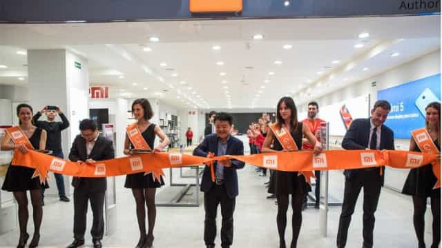 Xiaomi aposta no ocidente e inaugura nova loja em Espanha