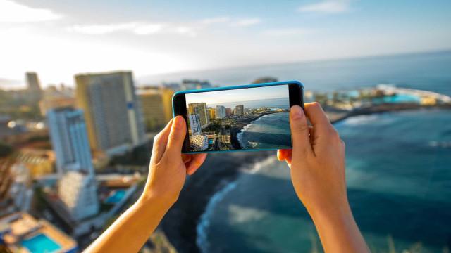 Foram escolhidos os 10 smartphones com a melhor câmara do mercado